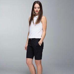 Lululemon Club Short Black Size 10
